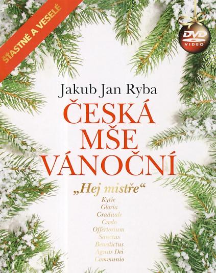 Jakub Jan Ryba - Česká mše vánoční