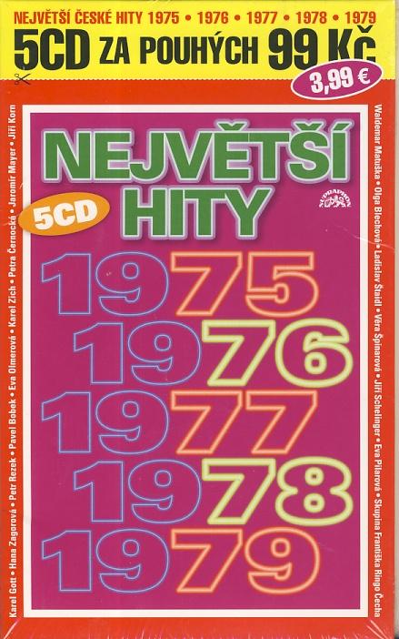 Největší hity 1975 - 1979