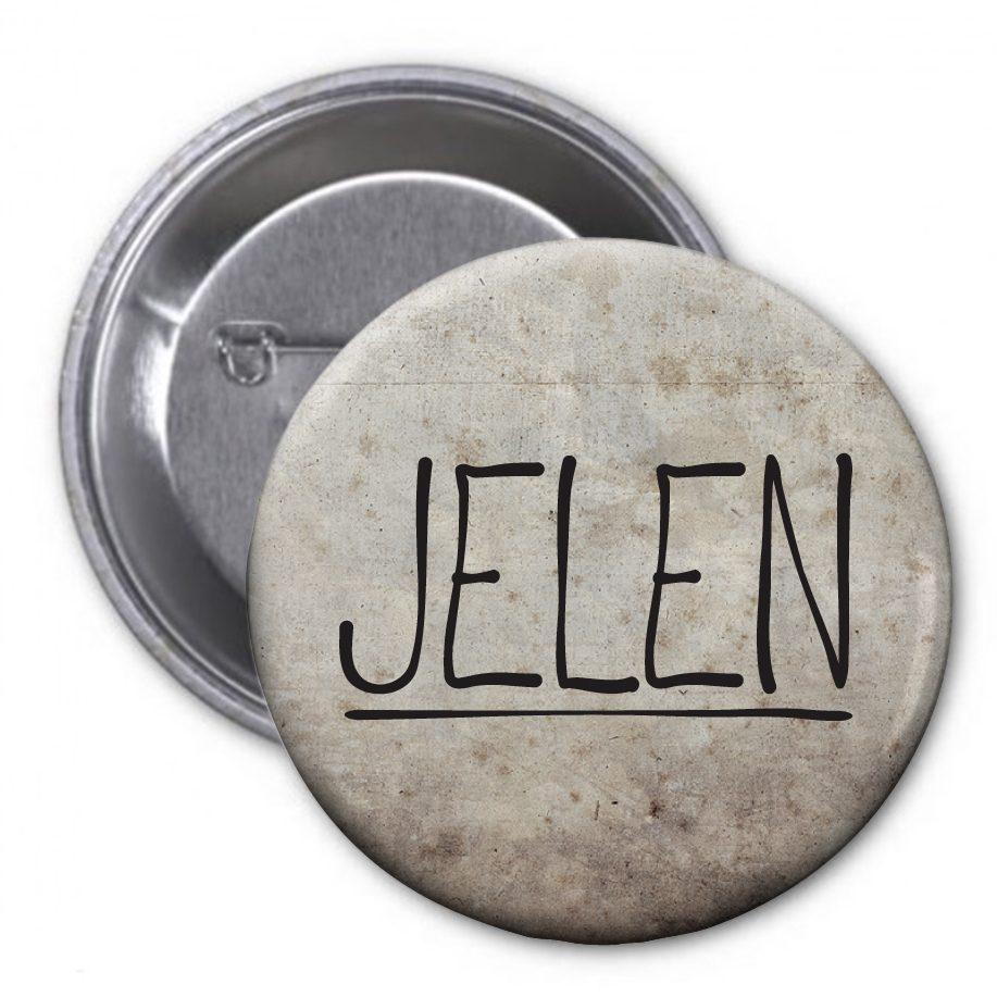 Jelen - Placka/Originál