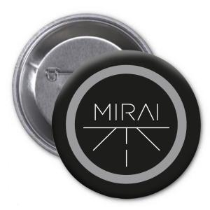 Mirai - Placka černá