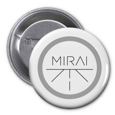Mirai - Placka bílá