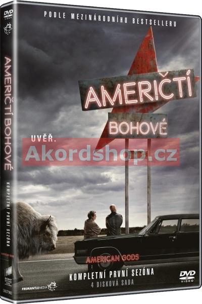 Američtí bohové (1.série)