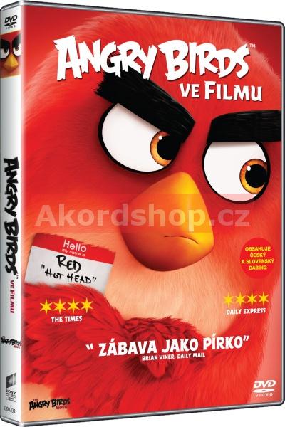 Angry Birds ve filmu - zábava jako pírko