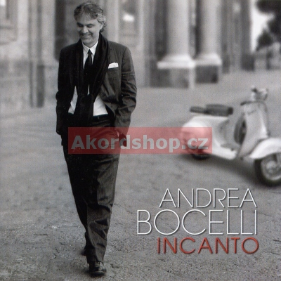 Andrea Bocelli - Incanto CD