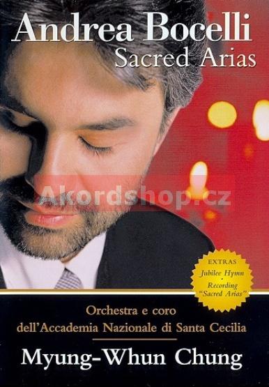 Andrea Bocelli - Sacred Arias/Duchovní árie