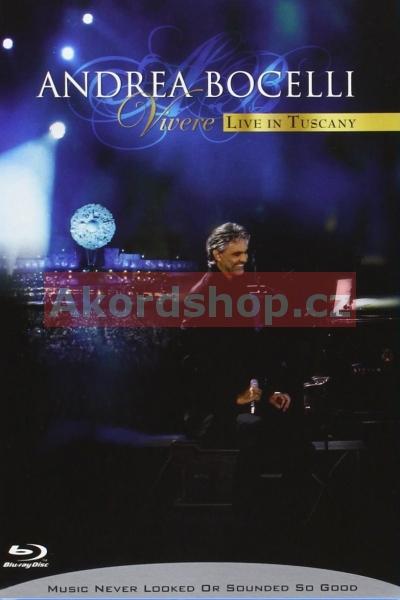 Andrea Bocelli - Vivere - Live In Tu