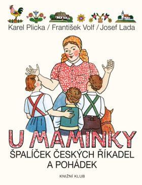 U maminky - Špalíček českých říkadel