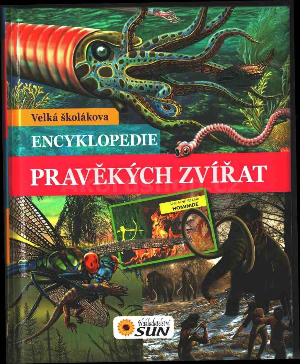 Encyklopedie pravěkých zvířat