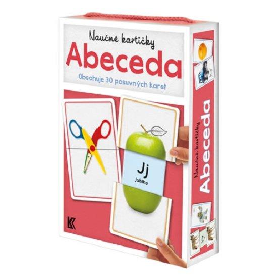 Naučné kartičky - Abeceda