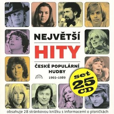 Největší hity (Česká populární hudba1965-1989)