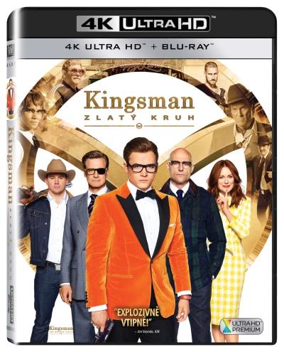 Kingsman - Zlatý kruh