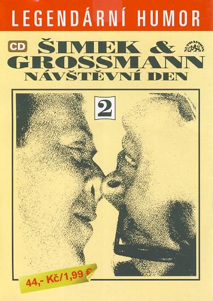 Šimek & Grossmann - Návštěvní den 2 CD
