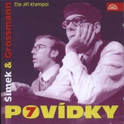 Šimek & Grossmann - Povídky 7 CD