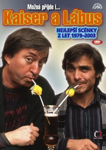 Kaiser a Lábus - Možná příjde i kouzelník DVD