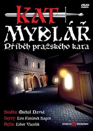 Kat Mydlář - Příběh pražského kata DVD