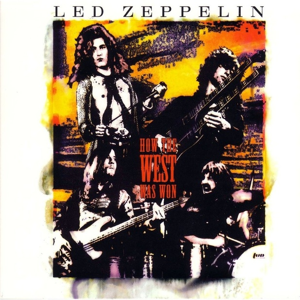 Led Zeppelin - How The West Won