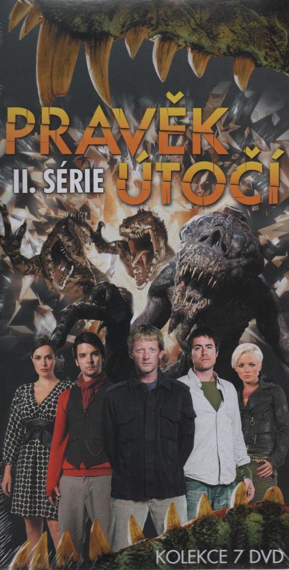 Pravěk útočí - II. série - kolekce