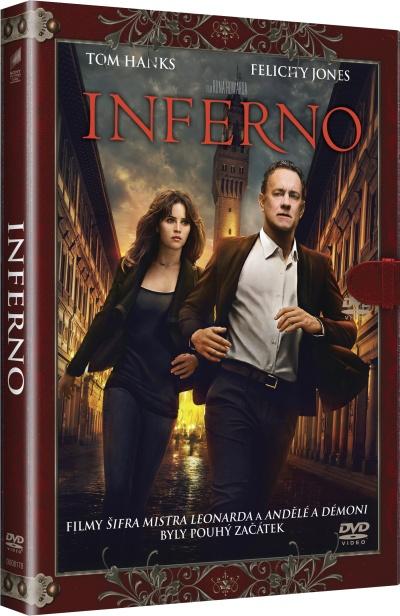 Inferno (knižní edice) DVD