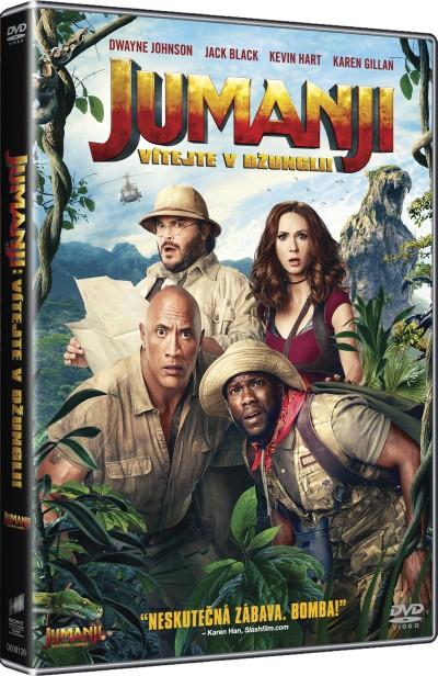 Jumanji - Vítejte v džungli!