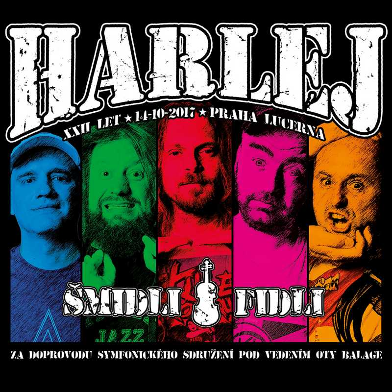Harlej - Šmidli fidli