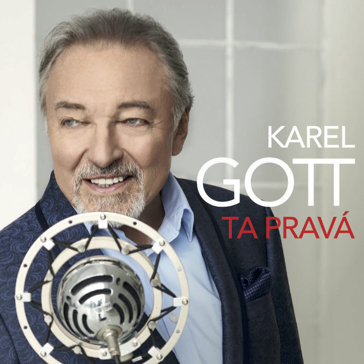Karel Gott - Ta pravá CD