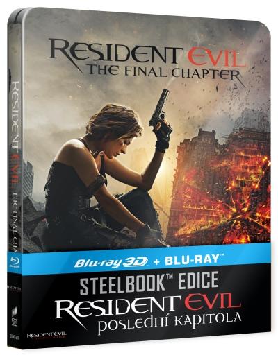 Resident Evil - Poslední kapitola