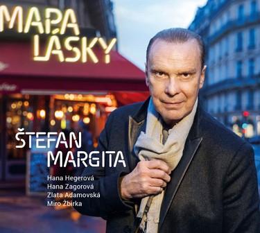 Štefan Margita - Mapa lásky