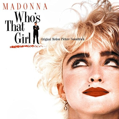Madonna - Who´s That Girl LP