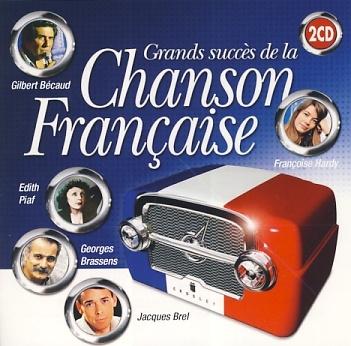 Chanson Francaise - Grands Succés De La 2CD
