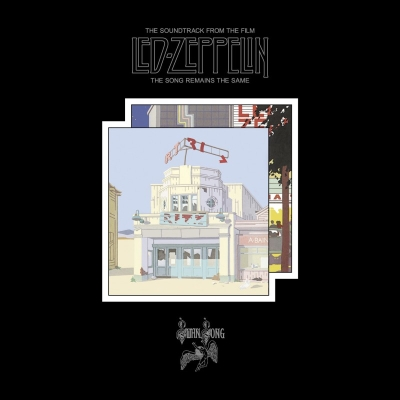 Led Zeppelin - The Song Remains The Sam 2CD