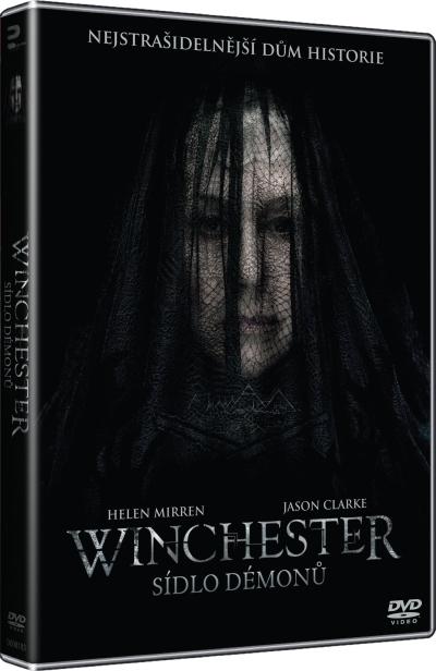 Winchester -  Sídlo démonů DVD