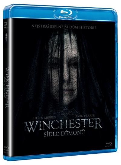 Winchester -  Sídlo démonů Blu-Ray