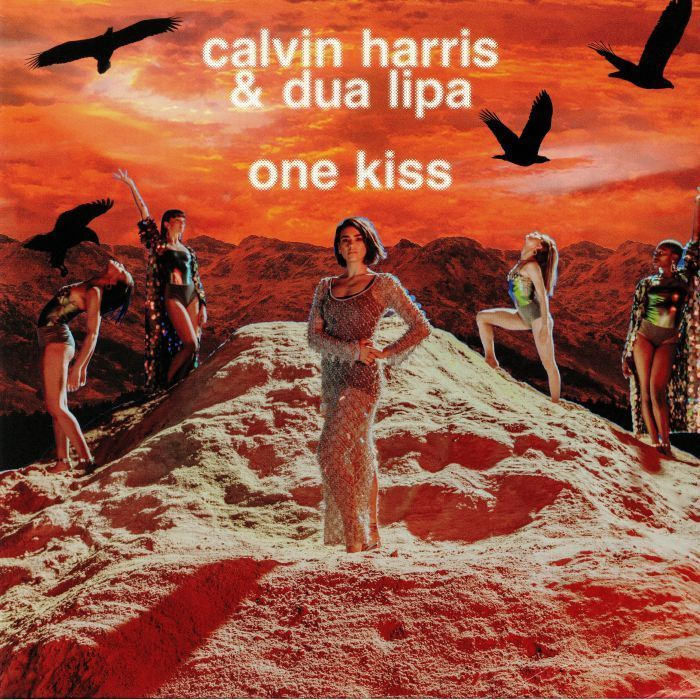 Calvin Harris/Dua Lipa - One Kiss LP