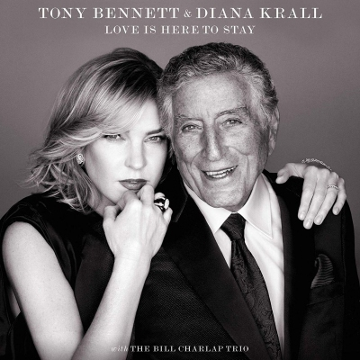 Tony Bennett/Diana Krall - Love Is Here To Stay (2018) CD