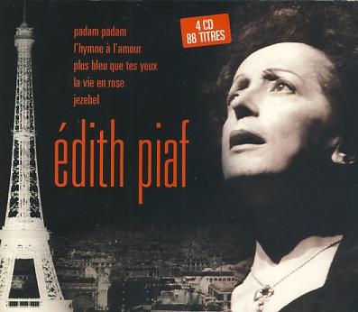 Edith Piaf  4CD
