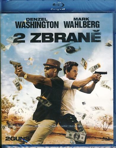 2 zbraně Blu-Ray