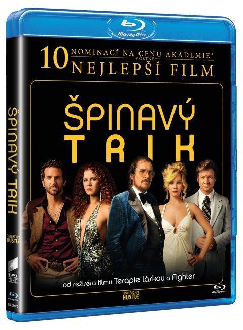Špinavý trik Blu-Ray