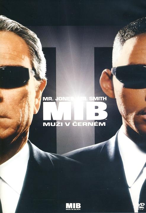 Muži v černém DVD