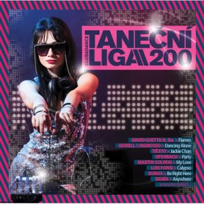 Taneční liga 200 CD
