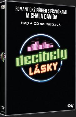 Decibely lásky DVD/CD