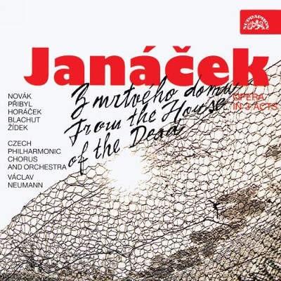 Janáček: Z mrtvého domu 2CD