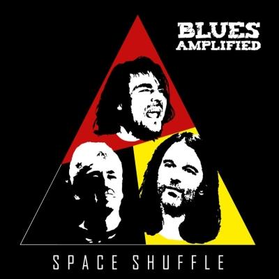 Blues Amplified - Space Shuffle CD