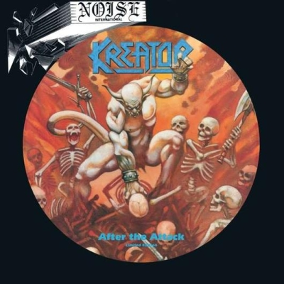 Kreator - After The Attack LP
