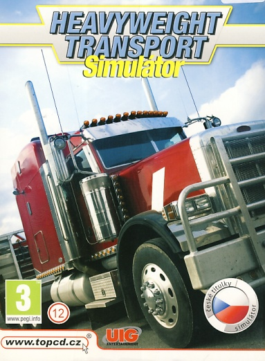 Heavy Weight Transport Simulator 3 PC