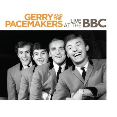 Gerry & The Pacemakers - Live At The BBC CD