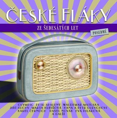 České fláky ze šedesátých let posedmé CD