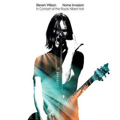 Steven Wilson - Home Invasion: In Concert At The Royal Albert Hall 2CD/DVD