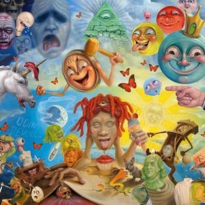 Trippie Redd - Life's A Trip CD