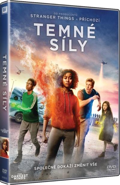 Temné síly DVD