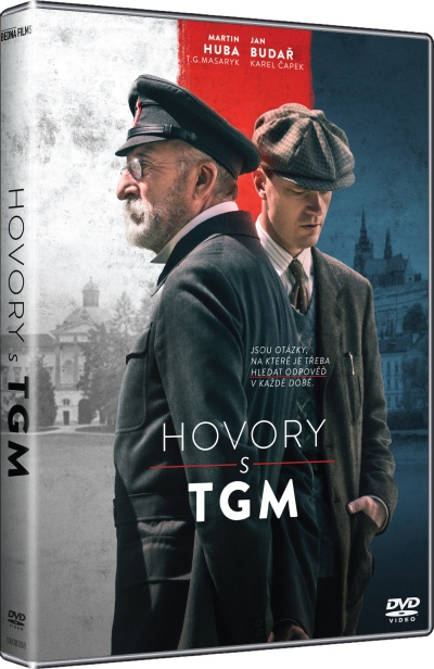 Hovory s TGM DVD